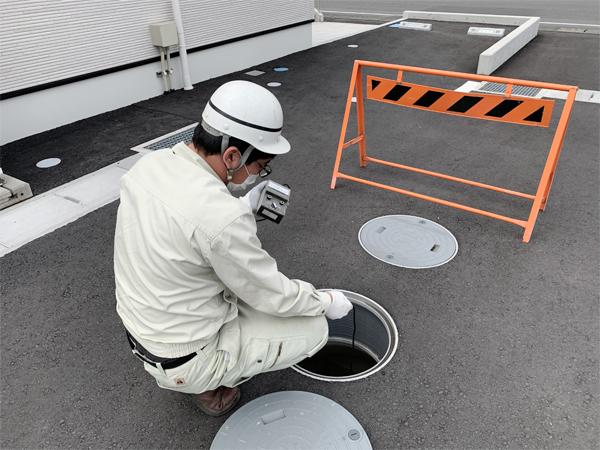 浄化槽維持管理業務